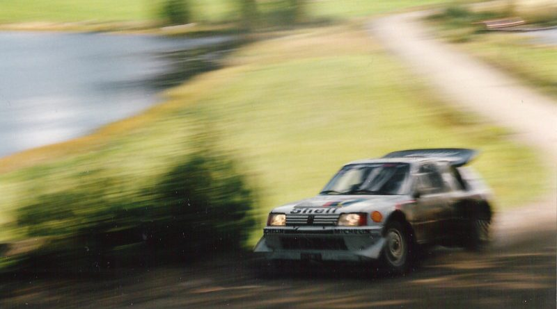 Lake City Rally 2021 Pengonpohjassa